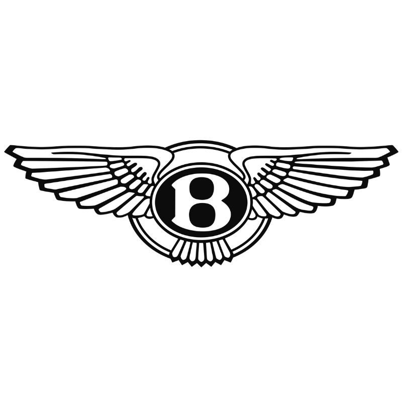 Bentley logo Centered
