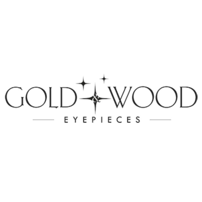 Gold & Wood logo Centered