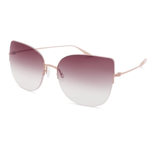 Barton Pereira Voyant Rose Gold Women Sunglasses