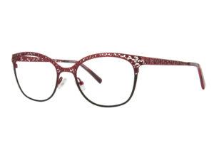 Lafont Paris-AURA Black / Red - 672